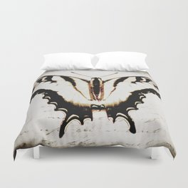 Butterfly Tiger Swallowtail A475 Duvet Cover