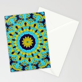 5 Persian carpet Stationery Cards