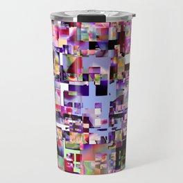 - minimal TV - Travel Mug