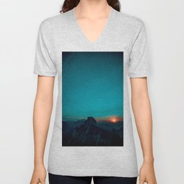 The Sunrises (Color) Unisex V-Neck