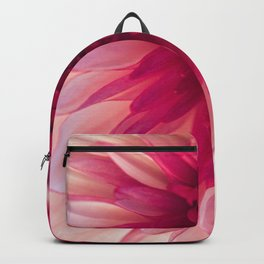 Pink Dahlia Backpack