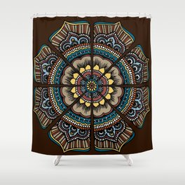 Byzantiyumyum Shower Curtain
