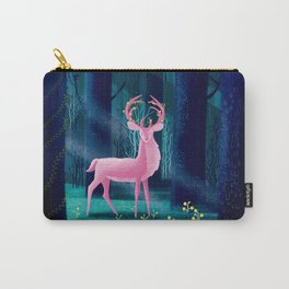 King Of The Enchanted Forest Carry-All Pouch