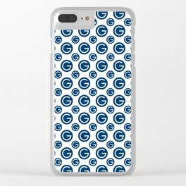 Guldencoin - Crypto Fashion Art (Small) Clear iPhone Case