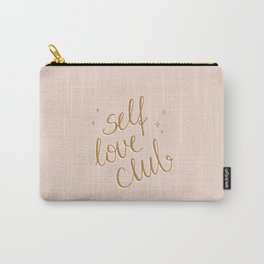 Self Love Club Carry-All Pouch