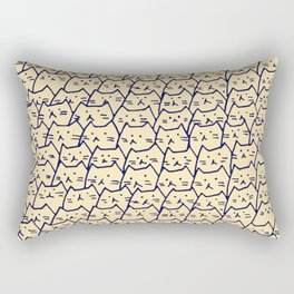cat 245 Rectangular Pillow