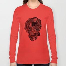 Death gives no reason Long Sleeve T-shirt