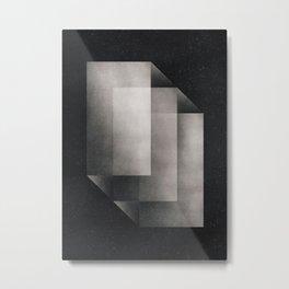 Crystal prism Metal Print