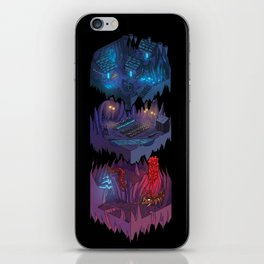 Isometric Coelary - 2 iPhone Skin