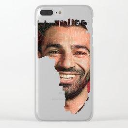 MO Salah Clear iPhone Case