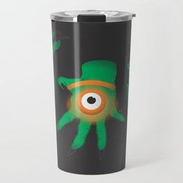 the graeae eye Travel Mug