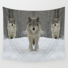 Posse Wall Tapestry