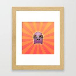 Grrrrr Framed Art Print