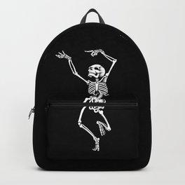 Dancing Skelleton Backpack