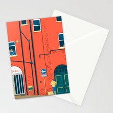 House ii Stationery Cards