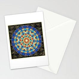 Golden Spiral Flight Stationery Cards
