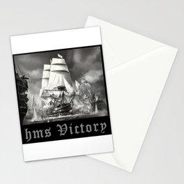 HMS VICTORY Stationery Cards