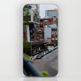 As Seen From the High Line iPhone Skin