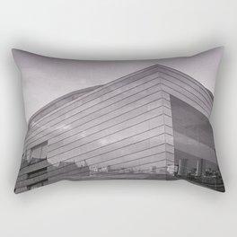 View from Deritend (Birmingham UK) Rectangular Pillow