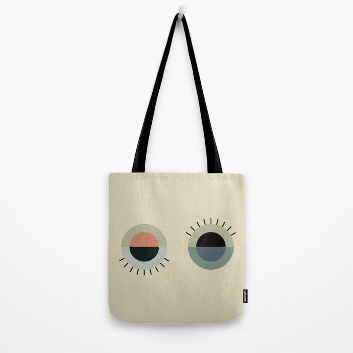 day eye night eye Tote Bag