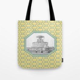 Detroit, Michigan_Scott Fountain_Belle Isle Tote Bag