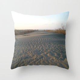 SANDSCAPE Throw Pillow