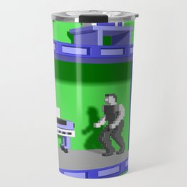 Inside Impossible Mission Travel Mug