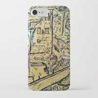soldier iPhone & iPod Cases featuring Soldier by Pedro Rafael