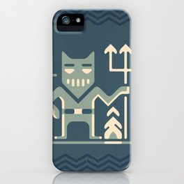 Skull collector iPhone Case