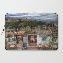 El Balcon de San Nicola Laptop Sleeve