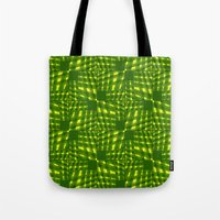 palm Tote Bags featuring Palm  by dominiquelandau