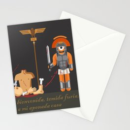 t.eye.tus andronicus Stationery Cards