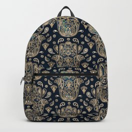 Hamsa Hand -Hand of Fatima Pattern Backpack