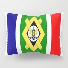 flag of Johannesburg Pillow Sham