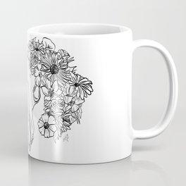 Life and Death (black) Coffee Mug