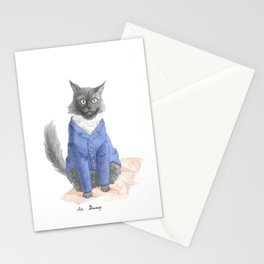 Mr. Darcy As Mr. Darcy Stationery Cards