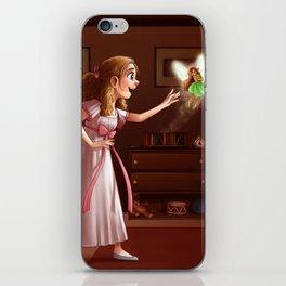 Wendy Darling iPhone Skin
