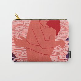 Spotted. Carry-All Pouch