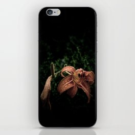 Wilted Lily  iPhone Skin