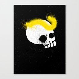 END TIMES Canvas Print