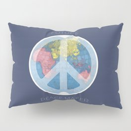 Future Peace Maker Pillow Sham