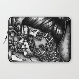 Alzheimers by Kate Morgan Laptop Sleeve
