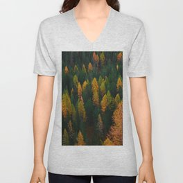The Evergreens (Color) Unisex V-Neck