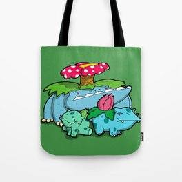 Pokémon - Number 1, 2 & 3 Tote Bag