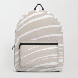 Zen Sunrise - Sand Beige Backpack