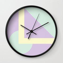 90 Degrees Wall Clock
