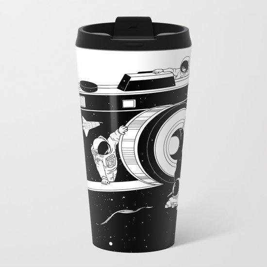 Captured Universe Metal Travel Mug