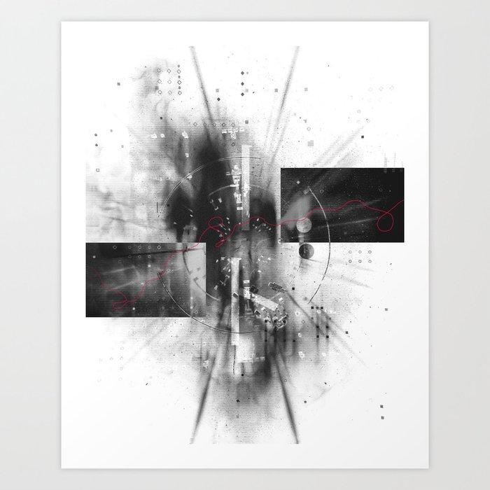 Starbound One Art Print