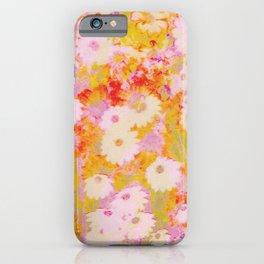 peace meadow iPhone Case