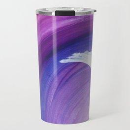 White Midnight Travel Mug